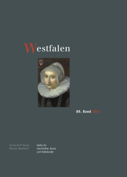 Westfalen, 89. Band 2011 - Coverbild
