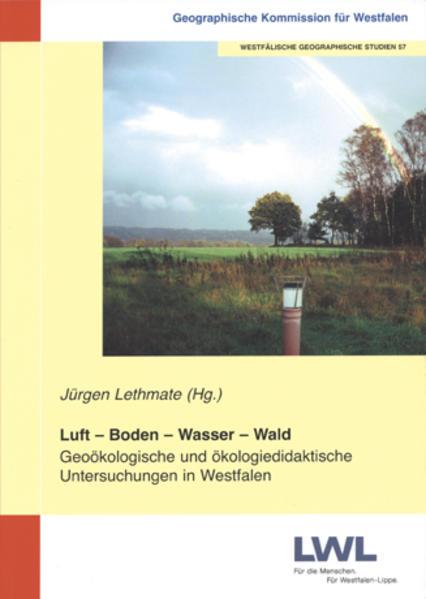Luft - Boden - Wasser - Wald - Coverbild