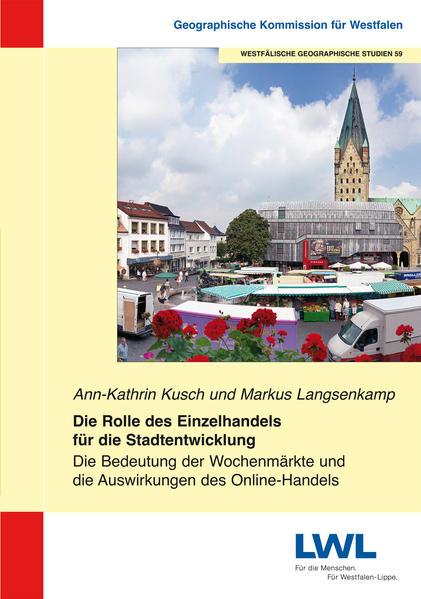 Die Rolle des Einzelhandels für die Stadtentwicklung - Coverbild