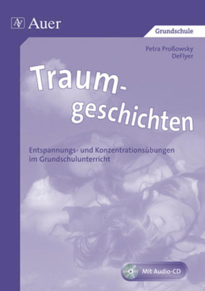 Traumgeschichten, Band 1 - Coverbild