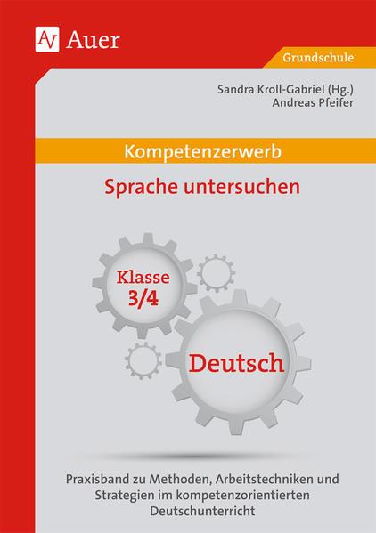 Kompetenzerwerb Sprache untersuchen 3+4 PDF Jetzt Herunterladen