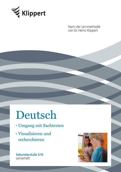 Download PDF Kostenlos Sachtexte   Visualisieren und Recherchieren