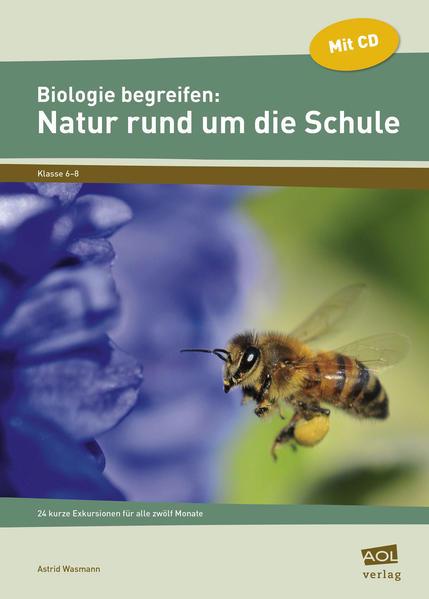 Biologie begreifen: Natur rund um die Schule - Coverbild