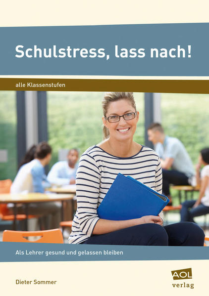 Schulstress, lass nach! - Coverbild