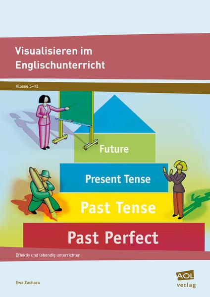 Visualisieren im Englischunterricht - Coverbild