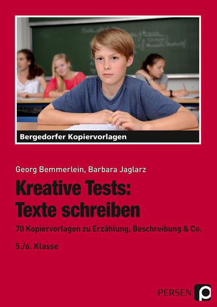 Kreative Tests: Texte schreiben 5./6. Kl. - Coverbild