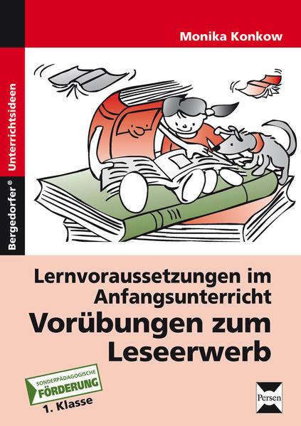Vorübungen zum Leseerwerb - Coverbild