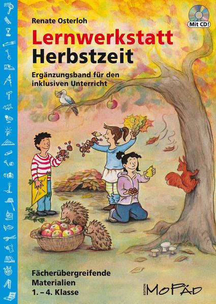 Lernwerkstatt Herbstzeit - Ergänzungsband - Coverbild