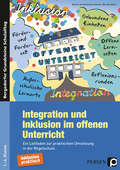 Integration und Inklusion im offenen Unterricht - Coverbild