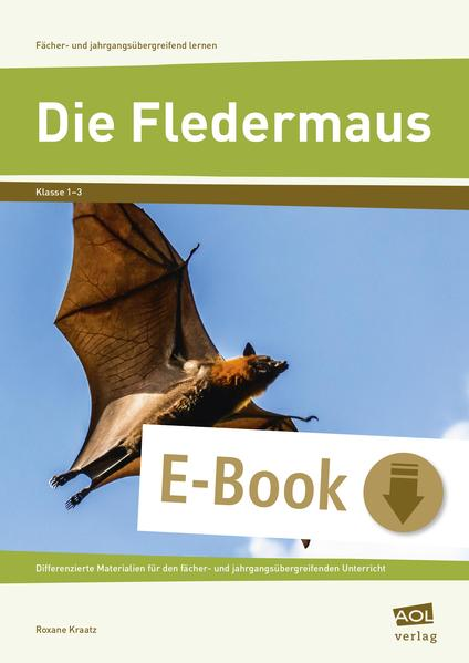 Die Fledermaus - Coverbild