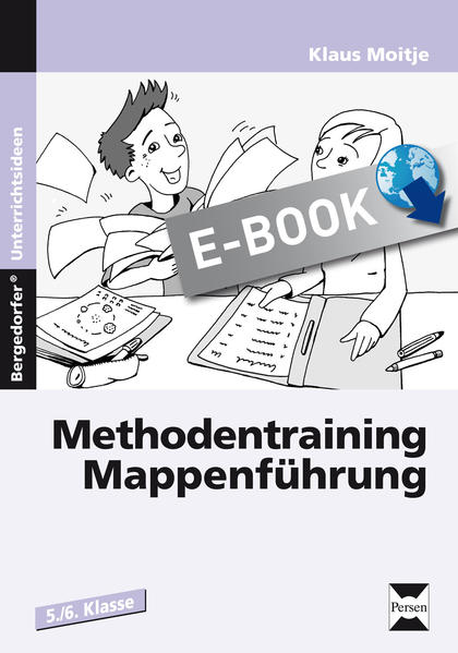 Methodentraining: Mappenführung - Coverbild