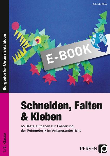Schneiden, Falten & Kleben - Coverbild