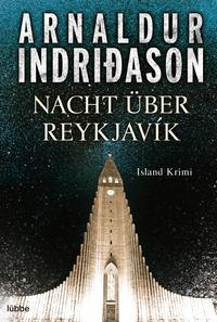 Nacht über Reykjavík Cover