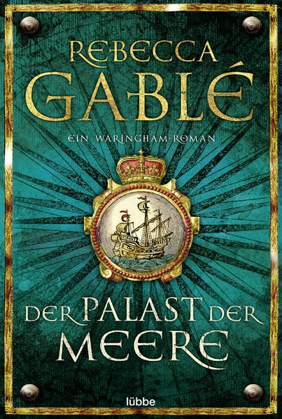 Der Palast der Meere - Coverbild