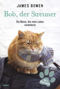Bob, der Streuner Cover