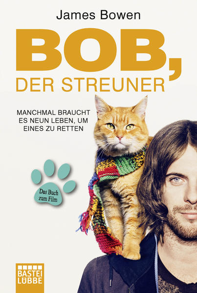 Bob, der Streuner - Coverbild