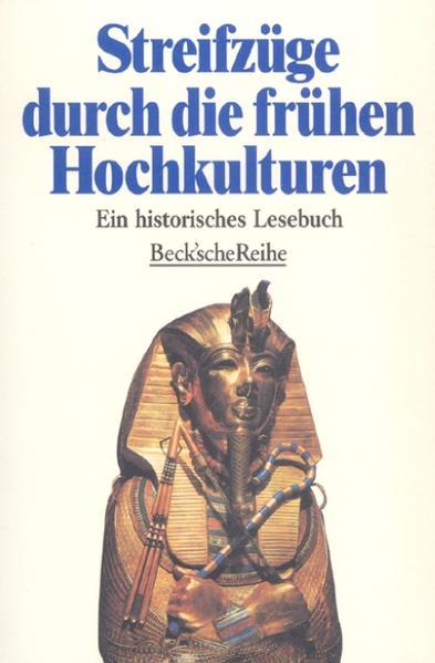 Streifzüge durch die frühen Hochkulturen - Coverbild