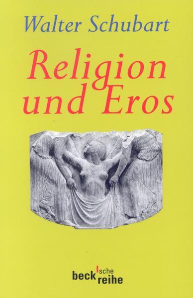 Religion und Eros - Coverbild