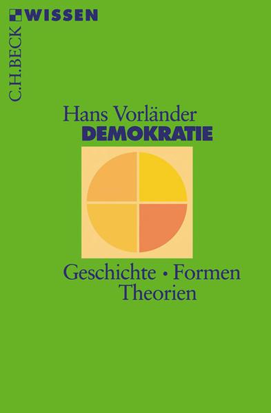 Demokratie - Coverbild