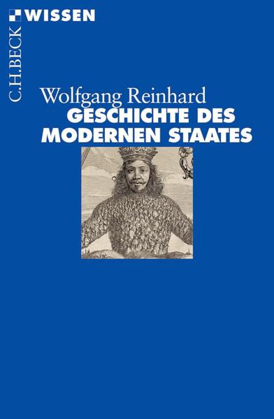 Geschichte des modernen Staates - Coverbild