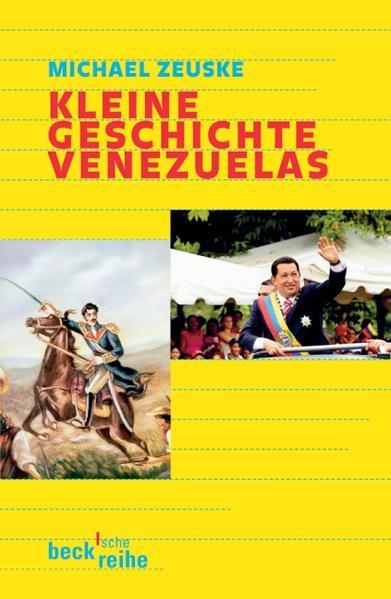 Kleine Geschichte Venezuelas - Coverbild