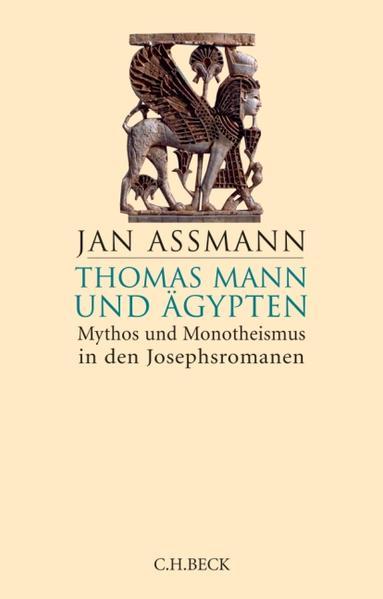 Thomas Mann und Ägypten - Coverbild