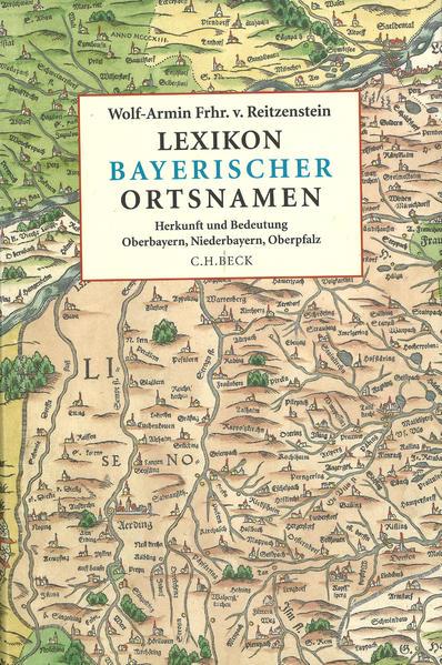 Lexikon bayerischer Ortsnamen PDF Herunterladen
