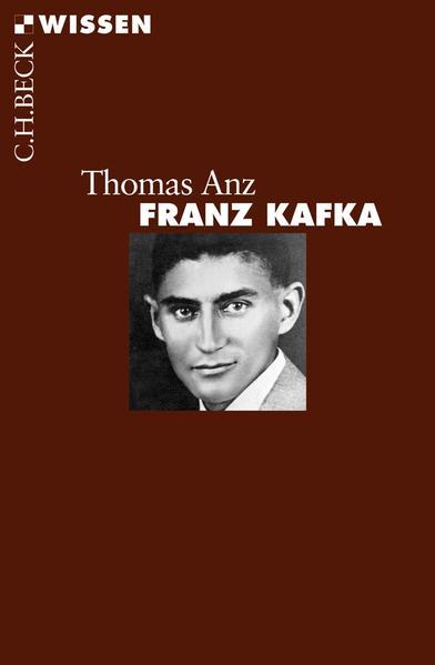 Franz Kafka - Coverbild