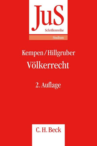 Völkerrecht - Coverbild