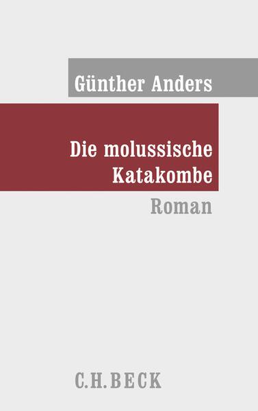 Die molussische Katakombe - Coverbild