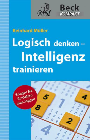 Download Logisch denken - Intelligenz trainieren PDF Kostenlos