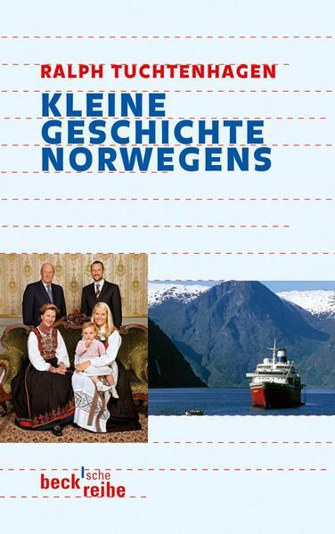 Kleine Geschichte Norwegens - Coverbild