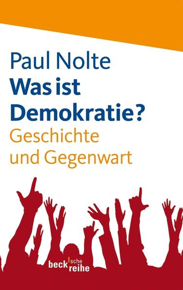 Was ist Demokratie? - Coverbild