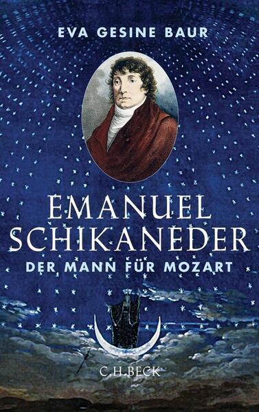Emanuel Schikaneder - Coverbild