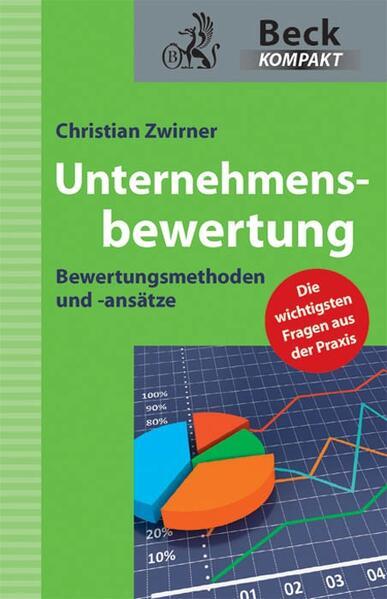Unternehmensbewertung - Coverbild