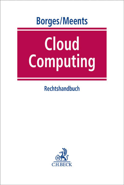 Cloud Computing - Coverbild