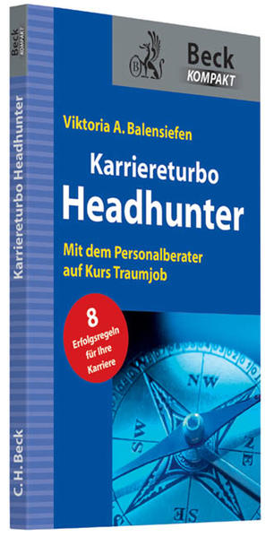 Karriereturbo Headhunter - Coverbild