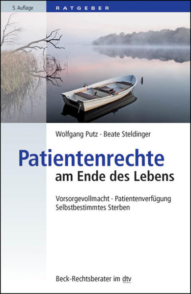 Patientenrechte am Ende des Lebens - Coverbild