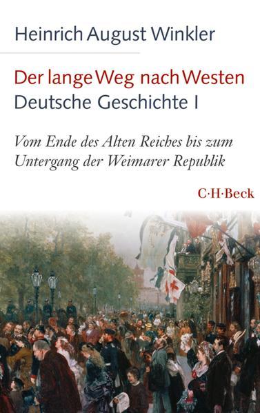 Der lange Weg nach Westen - Deutsche Geschichte I Laden Sie PDF-Ebooks Herunter