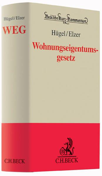 Wohnungseigentumsgesetz - Coverbild
