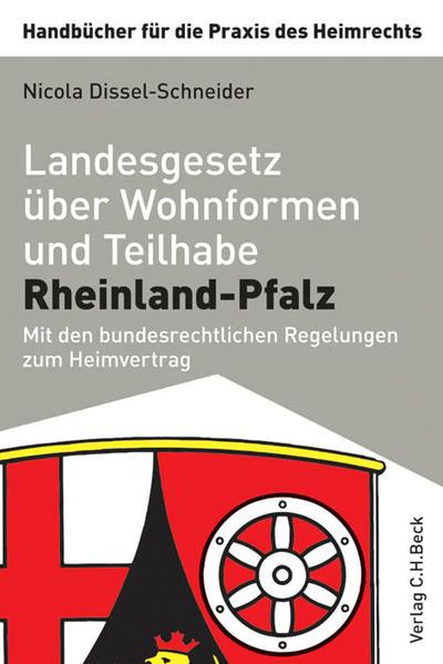 Landesgesetz über Wohnformen und Teilhabe Rheinland-Pfalz - Coverbild
