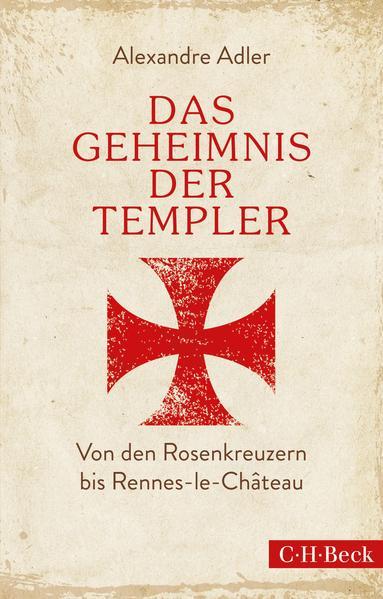 Das Geheimnis der Templer - Coverbild