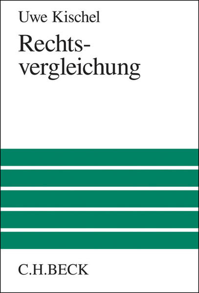 Rechtsvergleichung - Coverbild