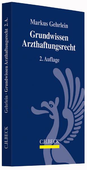 Grundwissen Arzthaftungsrecht - Coverbild