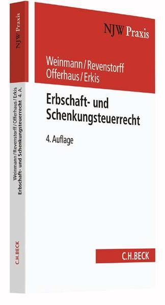 Erbschaft- und Schenkungsteuerrecht - Coverbild
