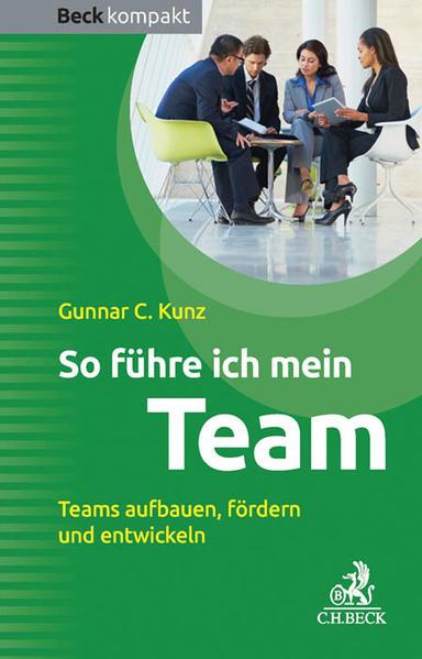 So führe ich mein Team - Coverbild