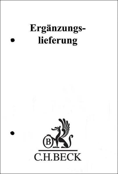 Bundesverfassungsgerichtsgesetz  47. Ergänzungslieferung - Coverbild