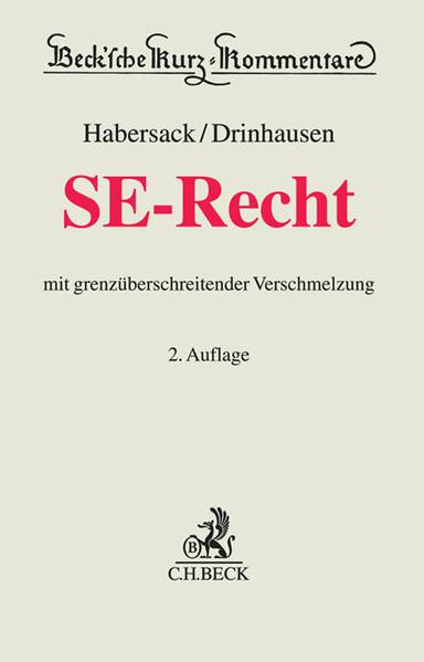SE-Recht - Coverbild