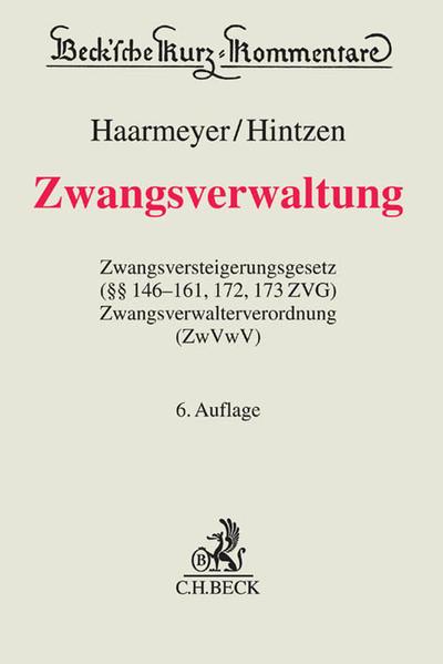 Zwangsverwaltung - Coverbild