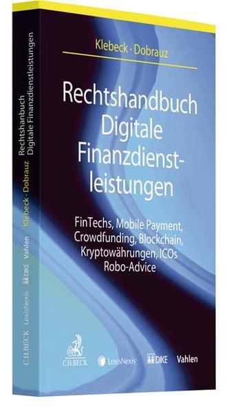 Rechtshandbuch Digitale Finanzdienstleistungen - Coverbild
